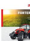 Forterra - Model HD - Tractor Brochure