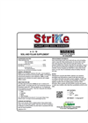 StriKe - Soil and Foliar Fertilizer - Datasheet