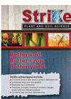 StriKe - Foliar Fertilizer - Brochure