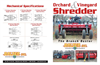 Orchard Shredder- Brochure