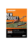 Batco - Model FX 2045 Series - Field Loaders Brochure