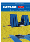 Model GSX Series - Grain Shuttles Brochure