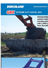 Gravel - Model GBX - Wear Bars Box Brochure