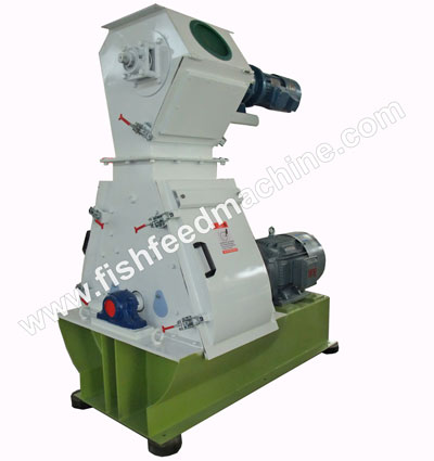 AMS - Model ZW-A?? - A series Feed Hammer Mill