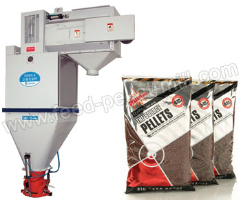 AMS - Model SDBY50 - Feed Pellet Weighing & Packaging System