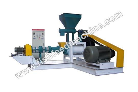 AMS - Model DGP50 - Dry Type Fish Feed Machine