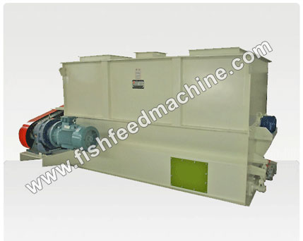 AMS - Model SSHI - Fish Feed Mixer