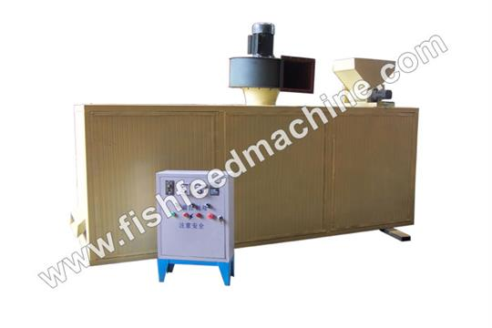 AMS - Model SH - Fish Feed Pellet Dryer