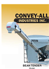 Convey-All - Model BTS-2950 - Seed Tenders - User Manual