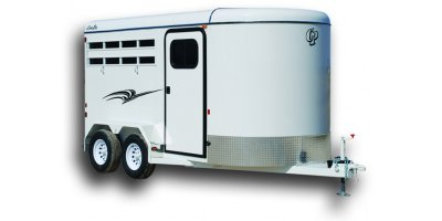 Deluxe - Model HB - Horse Trailers