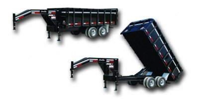 Model DG - Grain Dump Trailer