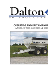 Walking Tandem Spreaders Manual