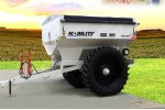 Model 600, 800 & 1000 - Mobility Row Crop Spreaders