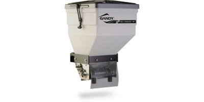 Gandy - Model 09PDMS - 100-lb. Capacity Multi-Purpose Poly Stainless Applicator