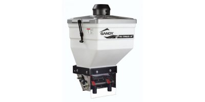 Gandy - Model 09PDMSLL - 100-lb. Capacity Multi-Purpose Poly Stainless Applicator