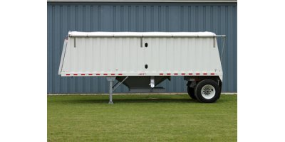 Jet - Steel Grain Trailers