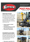 Post Puller / Pounder Brochure