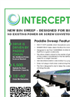 Interceptor - Sweep - Brochure