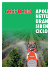 SAURO - Mounted Sprayer Brochure