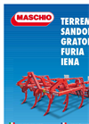TERREMOTO - Model 3 - Spring - Shear Bolt Cultivator Brochure
