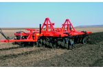 LEONE - V Shaped Trailed Disc Harrow