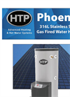Phoenix - Sanitizer Water Heater Brochure