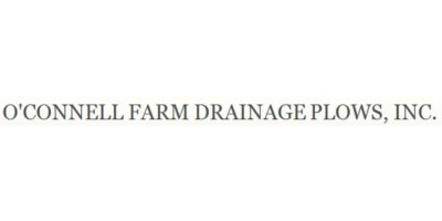 OFDP - Model 55HD - Heavy Duty Large Pull Type Farm Drainage Plow