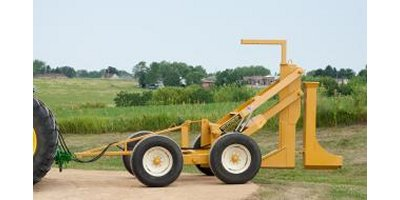 OFDP - Model 55 - Standard large Pull Type Farm Drainage Plow