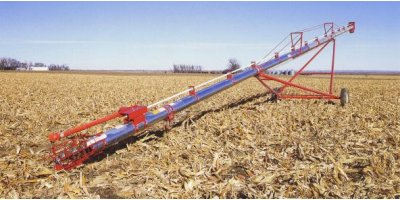 Model 802 (8 inch) / 1002 (10 inch) - Portable Grain Augers