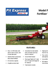 FT-110 - Fertilizer Treater Brochure