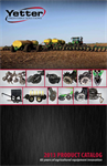 Yetter 2013 Product- Brochure
