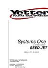 Seed Jet 1300-121- Brochure