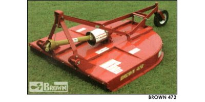 Brown - Model 472 - Rotary Brush Cutters