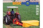 SITREX  - Model DM6 - 6 Disc Mower