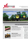 XL - - Slide Axle - Heavy Haul Trailer Brochure