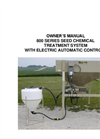 STS - Model 800 Series - Seed Treater Manual