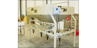 STS  - Model 800 Series - Seed Treater