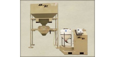 STS  - Model 1600 Series - Seed Treater
