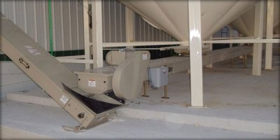 Model 1600TE Series - Underbin Conveyors