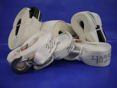 Power Pull Nylon Tow Belts