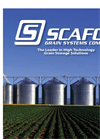 SCAFCO - Farm Grain Bins and Silos - Brochure