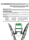 Zipper - Angled Spiked Closing Wheels Double Disc Openers Attachments Brochure