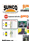 Sunco - Stabilizer Brochure