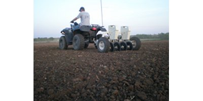 Veris - Model Quad EC1000 - Soil EC Mapping Systems