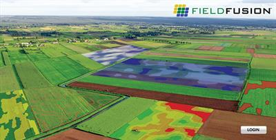 Veris FieldFusion - Fusing Soil and Topography Data into Precision Application Maps