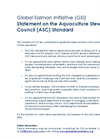 ASC Standards Statement Brochure