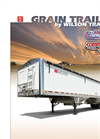 Commander - DWH-500C - Sloped Double Wall Aluminum Grain Trailer Brochure