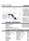 Front-End Loaders CC330- Brochure