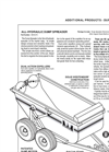 Hydraulic Dump Spreader- Brochure