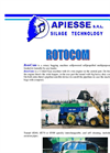 RotoCom - Compost Rotating Bagging Machine Brochure